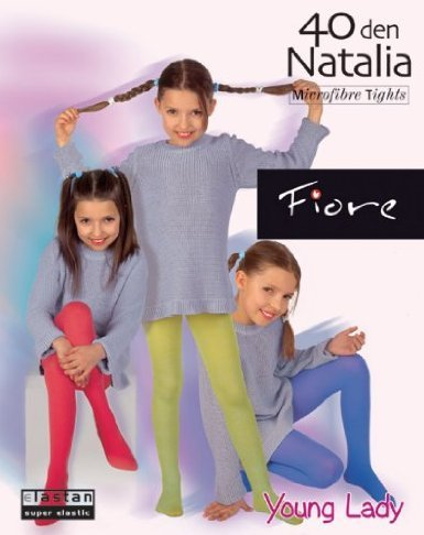 Fiore Kinderstrumpfhose Natalia