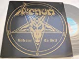 Welcome To Hell (Japan Press) LP - Trio / Neat / Trash - AW-25018 - Thrash