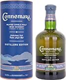 Connemara Distillers Edition Peated Single Malt mit Geschenkverpackung