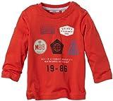 MEXX Baby - Jungen Hemd K1HDT003, Gr. 74 (S), Rot (649)