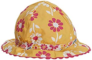 Kite Reversible flower hat - Gorro estilo pescador para bebé-niños