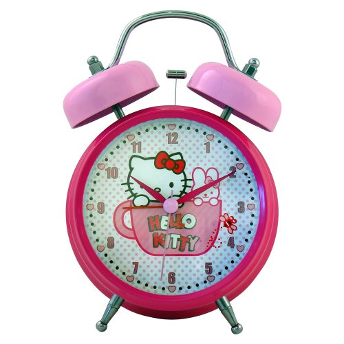 Classic Hello Kitty Alarm Clock