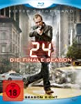 24 - Season 8 (6 Blu-rays) [Blu-ray]