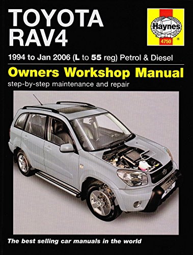 toyota-rav4-service-repair-manuals-by-bob-henderson-7-nov-2014-hardcover