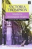 Murder in Morningside Heights (Gaslight Mystery)