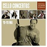 Cello Concertos - Yo-Yo Ma - Original Album Classics