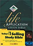 Life Application Study Bible, New Living Translation