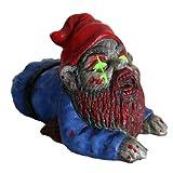 Thumbs Up! Zombie Crawler Garden Gnome