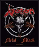 Patch - Venom Metal Black