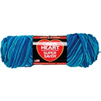 Red Heart Super Saver Yarn, Macaw