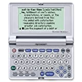 Sharp Electronics PW-E550 Electronic Dictionary
