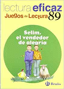 Selim, the Seller of Joy: Lectura eficaz / Effective Reading (Juegos