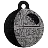 Star Wars 1.25-Inch Smartphone Pet ID Tag with GPS, Death Star Design