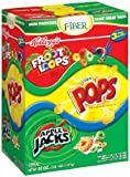 Kellogg's Cereal Variety Pack, 52-Ounce Box