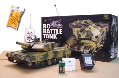AZ Importer M1LP 16 inch 1:24 German Leopard R-C Tank