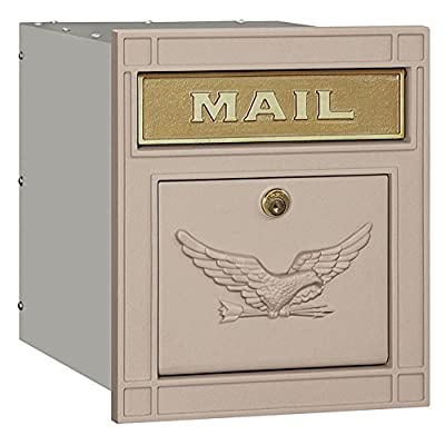 Salsbury Locking Column Mailbox