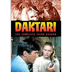 Daktari: The Complete Third Season