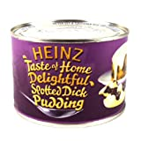 Heinz Spotted Dick Sponge Pudding 285g