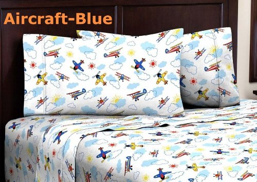 Airplane Bedding For Boys front-526067