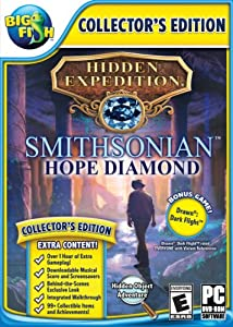 Big Fish: Hidden Expedition 6: The Smithsonian's Hope Diamond - PC/Mac