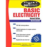 Schaum's Outline of Basic Electricity, 2nd edition (Schaum's Outline Series) ~ Milton Gussow
