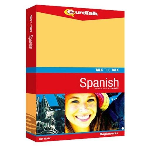 Talk the Talk Spanish: Interactive Video CD-ROM - Beginners + (PC/Mac)