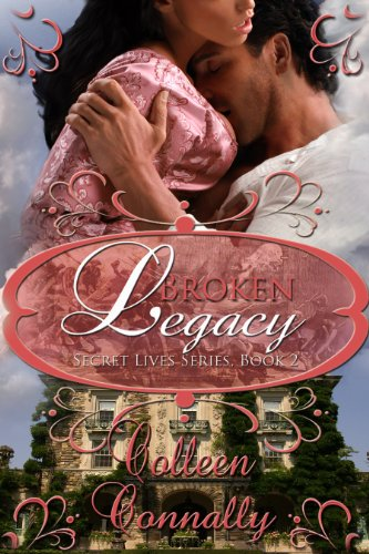 Broken Legacy by Colleen Connally ebook deal