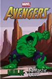 img - for Marvel Universe Avengers: Hulk & Fantastic Four (Marvel Adventures/Marvel Universe) book / textbook / text book