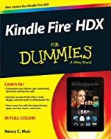 Kindle Fire HDX For Dummies ebook download