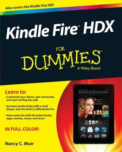 Download Kindle Fire HDX For Dummies