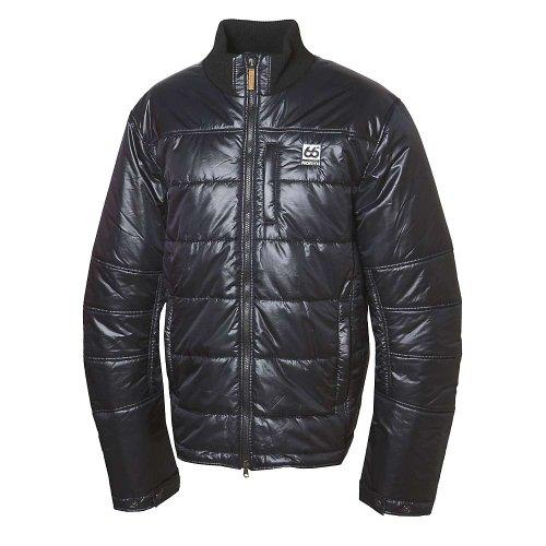 66 Degrees North Men'S Langjökull Primaloft Jacket (Black,Large)