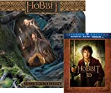 The Hobbit: An Unexpected Journey Extended Edition with Limited Edition Amazon Exclusive Bilbo/Gollum Statue (Blu-ray 3D + Blu-ray + UltraViolet)