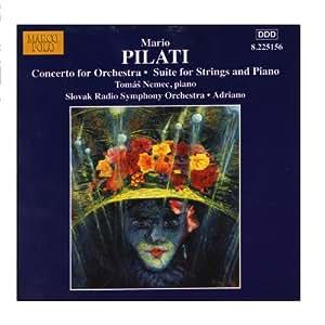 Orchestral Music (Slovak Rso, Adriano)