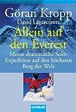 img - for Allein auf den Everest. book / textbook / text book