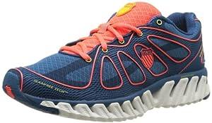 K-Swiss Blade Max Express, Chaussures de running homme - Bleu (Moroccan Blue/Neon Blaze), 43 EU