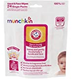 Arm & Hammer Hand and Face Wipes, 24-Count (Discontinued by Manufacturer)