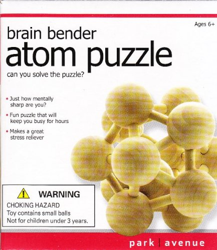 Cheap EB Brands Brain Bender Atom Puzzle (B004KSMP7E)