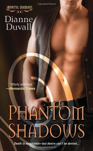 Image of Phantom Shadows (Immortal Guardians, Book 3)