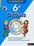 Je comprends tout dict�e 6e (1CD audio)
