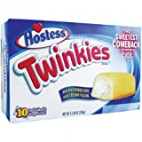 Hostess Twinkies (10 Cakes) 13.58 OZ (385g)