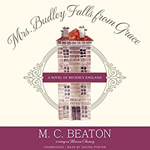 Mrs. Budley Falls from Grace Audiobook