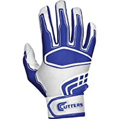 Cutters B030 Prime Command Batting Gloves Adult by Cutters