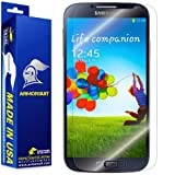 ArmorSuit MilitaryShield - Samsung Galaxy S4 Screen Protector Shield Ultra Clear + Lifetime Replacements