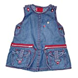 Levis 501 Red Tab Pinafore, Dresses, Baby girl, 9-12 monthsby Levis