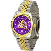 "Tennessee Tech Golden Eagles NCAA AnoChrome ""Executive"" Mens Watch"