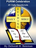 img - for PURIM Celebration: 28 Daily Devotionals (Daily-Bible-Reading Series) book / textbook / text book