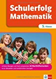 Schulerfolg Mathematik 5. Klasse