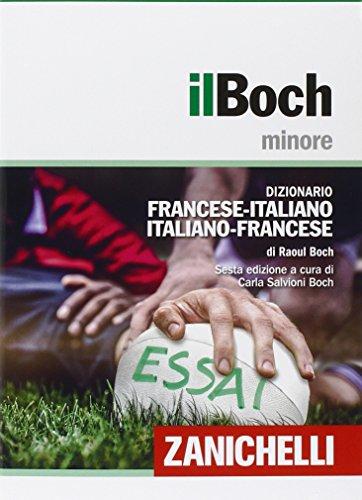 il-boch-minore-dizionario-francese-italiano-italiano-francese-con-aggiornamento-online