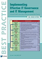 Implementing Effective IT Governance and IT Management Front Cover