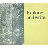 Explore and Writeby Olive Fairhall
